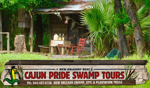 Cajun Pride Swamp Tours