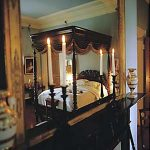 Oak Alley Plantation Bedroom